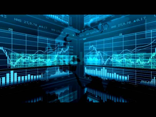 著作権フリー 映像素材 動画素材 ビジネス グラフ データ 経済 金融 株式 投資 - YouTube