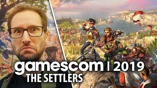 The Settlers - nowi Osadnicy ogrywani na Gamescomie 2019