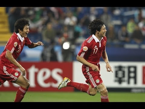 Kuwait vs China : AFC Asian Cup 2011 (Full Match)