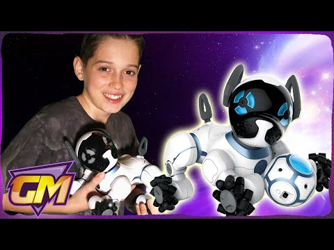 Chip The Robot Dog Toy: Who Let The Dogs Out?