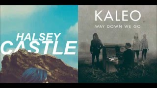 Way Down We Go Castle Kaleo Halsey Music Mashup Remix