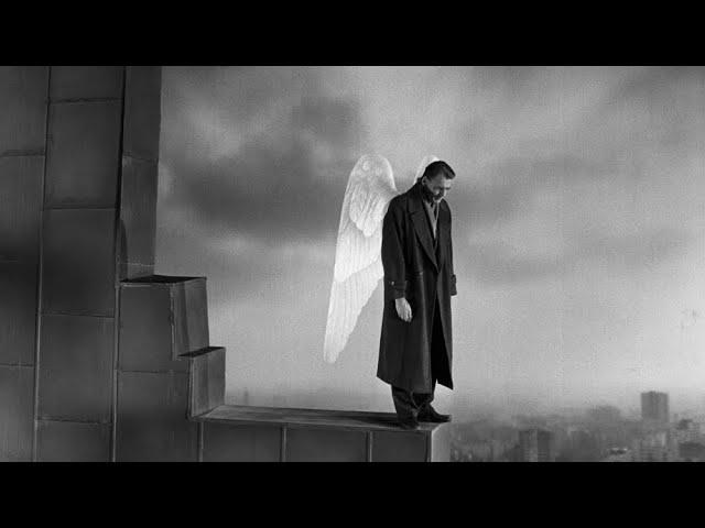 DER HIMMEL ÜBER BERLIN - Trailer (1987, Deutsch/German)