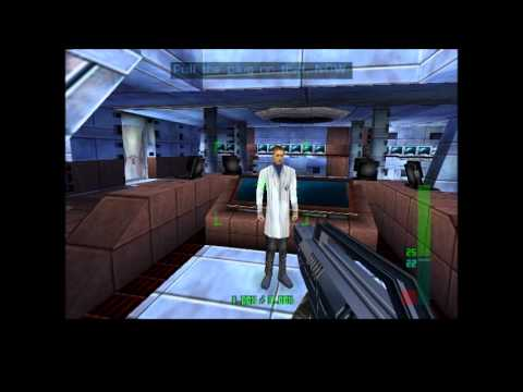Perfect Dark dataDyne Research - Investigation    (Special Agent)