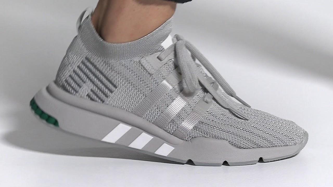 ADIDAS sneakers EQT SUPPORT MID ADV PK B37372 - YouTube da5ab02de