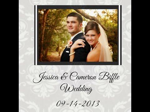 Jessica & Cameron Wedding Slideshow