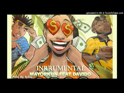 Mayorkun - Bobo Ft Davido Instrumental