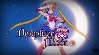 Decepticon Moon (G1 Transformers & Sailor Moon Mash-Up)