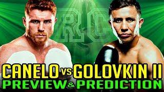 Canelo Alvarez vs Gennady Golovkin II - Preview & Prediction