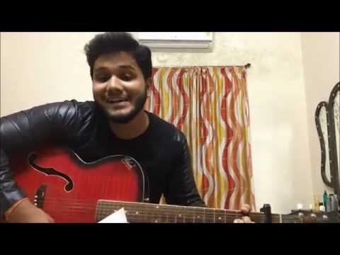 Tere Sang Yaara Guitar Cover | Atif Aslam - Akshay Kumar | Rustom