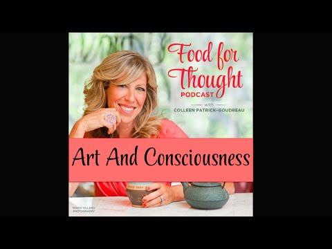 Vegan Podcast   Art and Consciousness