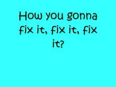 Danity Kane- Damaged with Lyrics on screen