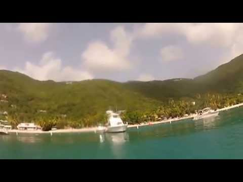 Family Vacation in Tortola