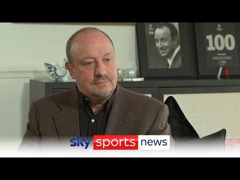 Rafa Benitez wants a return to the Premier League