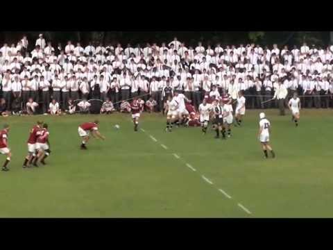 Kearsney College Rugby Highlights 2011 (Tries and Big Hits)