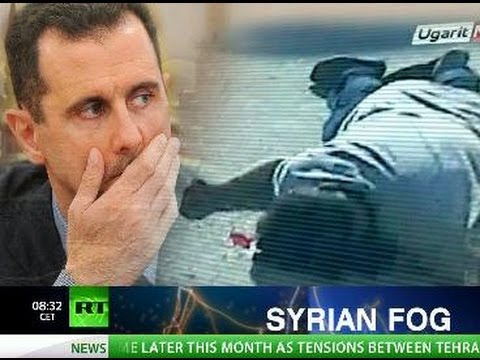 CrossTalk on Syria: Victim of Conspiracy?