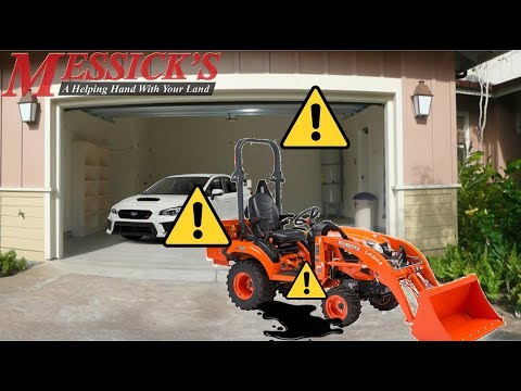 5 Critical Mistakes New Compact Tractor Owners Make