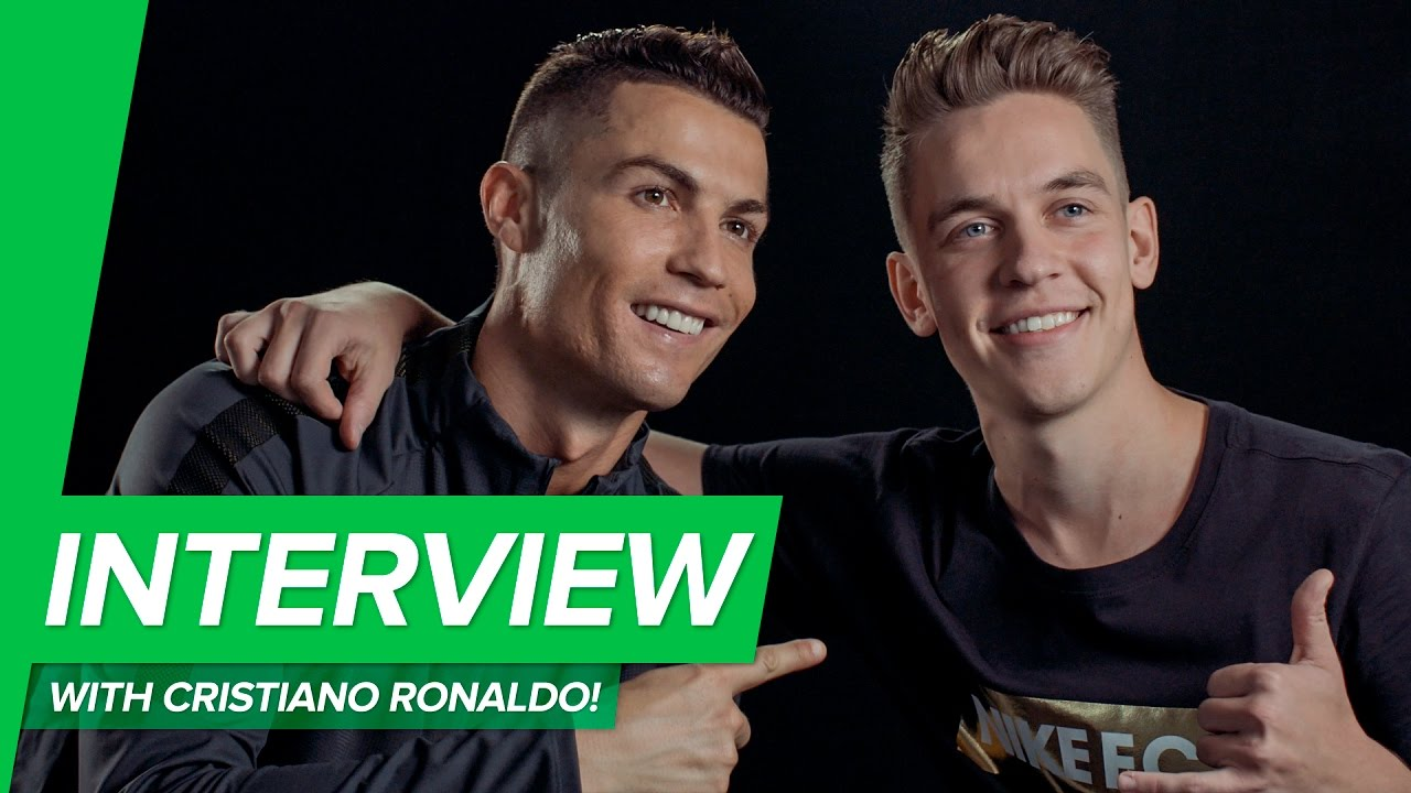 EXCLUSIVE: Cristiano Ronaldo interview