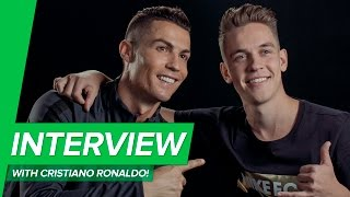 EXCLUSIVE: Cristiano Ronaldo interview | New CR7 boots & training advice
