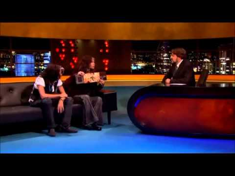 Steven Tyler  Joe Perry Interview on The Jonathan Ross Show