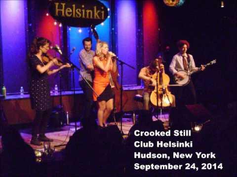 Crooked Still Club Helsinki Hudson, New York September 24, 2014