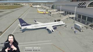 Embraer E-195 Evolution by SSG Part 1 of 2 - X-Plane 11 Tutorial