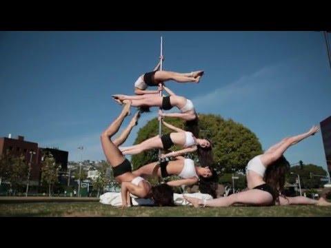 Levitere Aerial Performance Troop, Levitating!