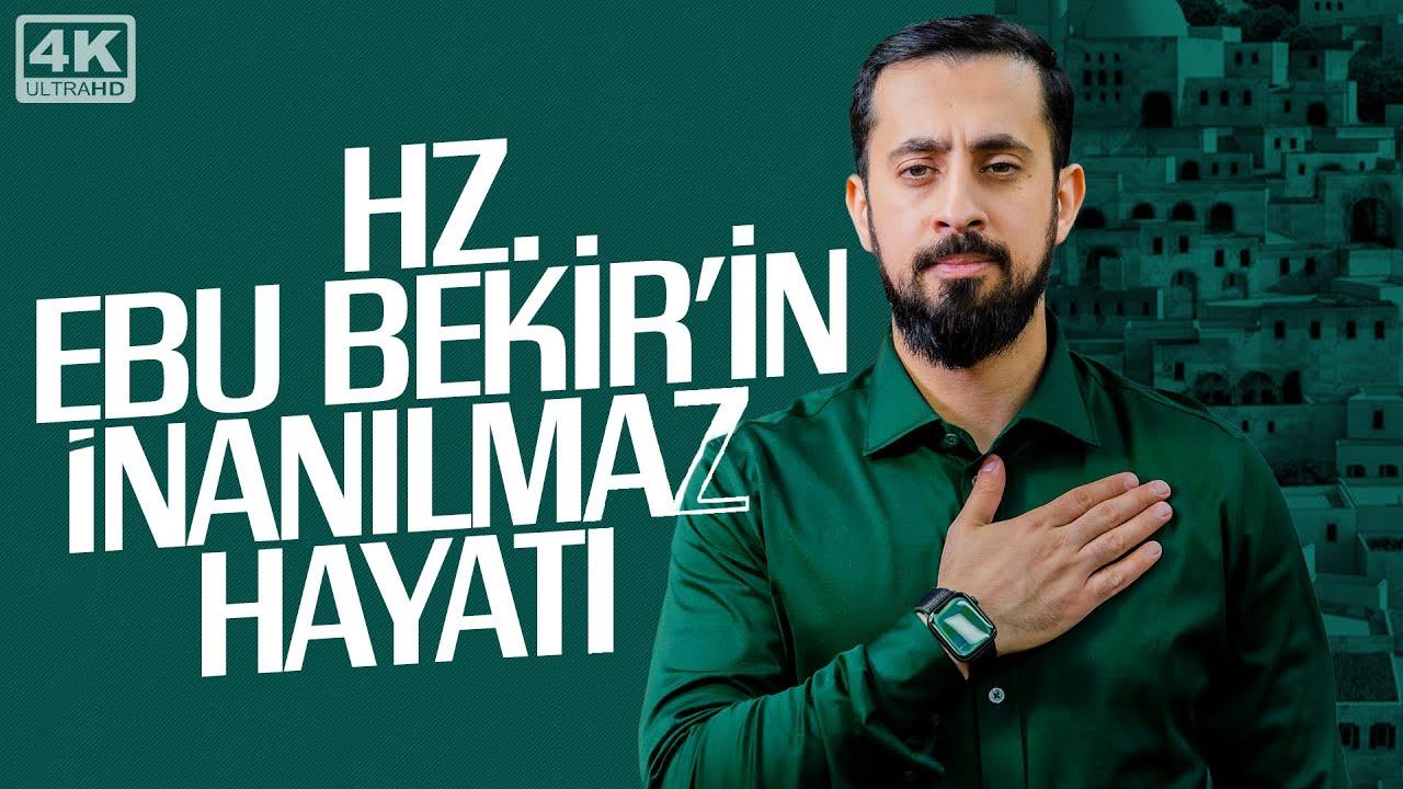 GÖZYAŞLARINIZI TUTAMAYACAĞINIZ BİR SAHABE HAYATI - Hz. Ebu Bekir (r.a.) | Mehmet Yıldız