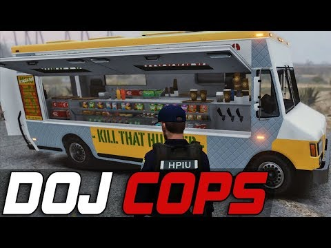 Dept of Justice Cops #497  Taco Bombs