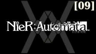 Прохождение Nier:Automata [09]