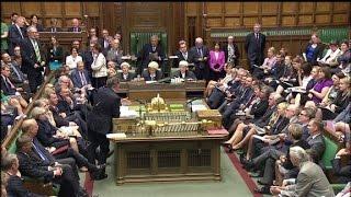 Last minute Brexit arguments get aggressive