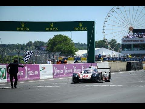 24 Hours of Le Mans 2017 Last 15 Minutes