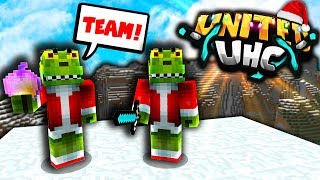 GRINCH TEAM.. ASSEMBLE! (Minecraft United UHC Season 5)