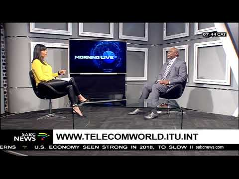 South Africa hosts ITU Telecom World 2018
