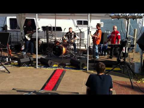 The Team Karaoke (POMEROY OHIO)-Wig and Rib Fest June 2 2012