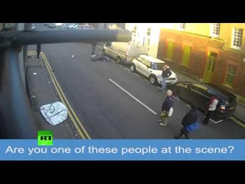 Horrific Brighton hit-&-run sends man flying 15ft in the air