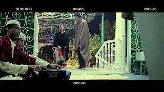 On set of The Dusk Pakistani Movie