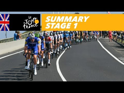 Summary - Stage 1 - Tour de France 2018
