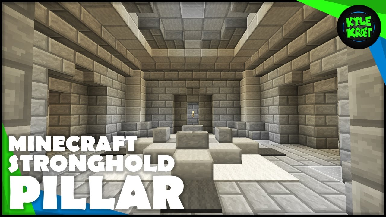 how to find the portal room in a stronghold