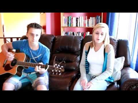 She Will Be Loved (Maroon 5) Cover - Roxanne Houle & Xavier Leclerc