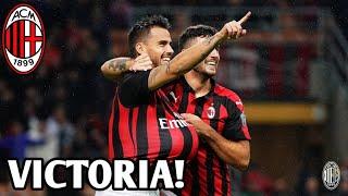 AC Milan 2 - 1 Genoa