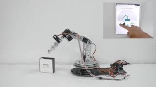 Уроки Ардуино: управляем рукой робота