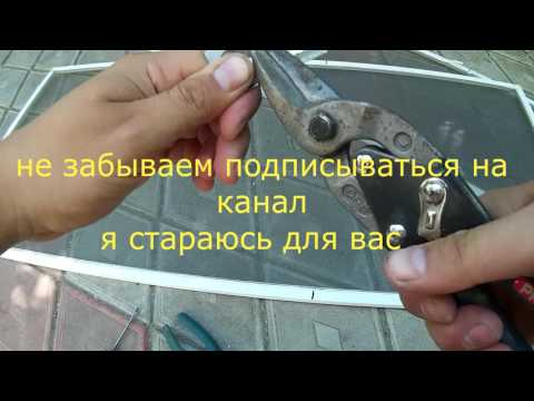 Как сделать москитную сетку самостоятельно