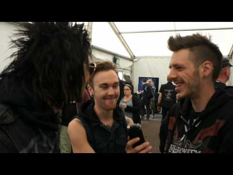 Like A Storm Download Festival Interview 2015