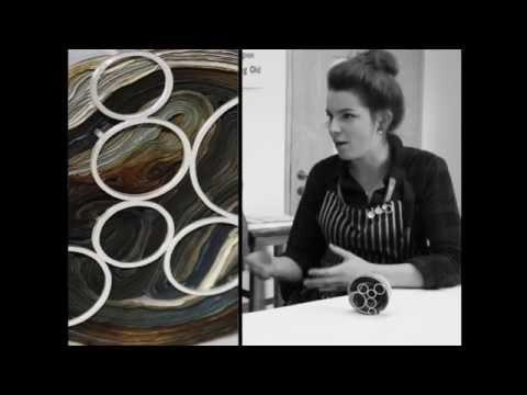 Glasgow School of Art - Silversmithing & Jewellery 2015