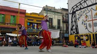 "Murga ""Presos de la Locura del Barrio San Nicolas"""
