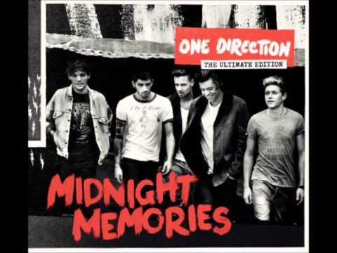 One Direction - Midnight Memories (with FULL ALBUM)