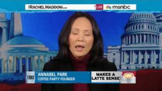 Rachel Maddow- Coffee_ Tea or Party-
