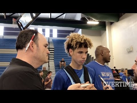LaMelo Ball & Big Ballers CAN'T MISS! LaVar FINALLY AGREES WITH REFS!