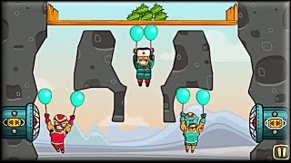 Amigo Pancho 4: Travel - Game Walkthrough (all 1-31 lvl)