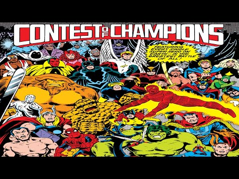 Marvel: Contest of Champions pt.1 - The Gathering
